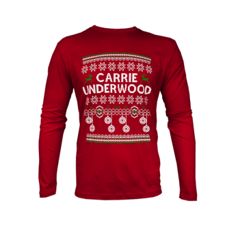 Carrie Underwood Christmas Sweater