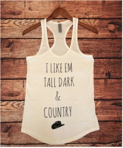 Tall dark and Country
