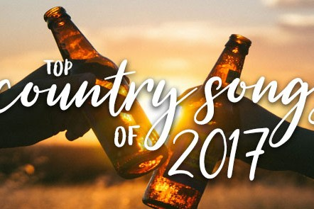 Top Country Songs of 2017