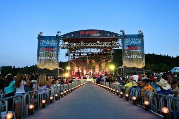 Willamette Country Music Festival