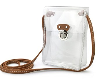 clear purse for sporting events