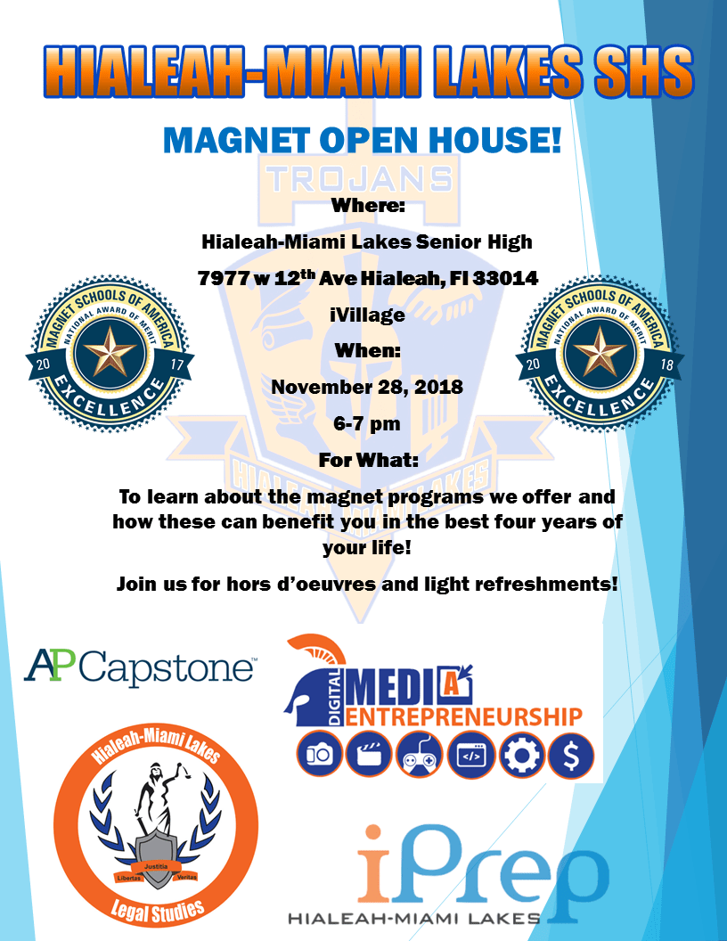 Open House Flyer Image