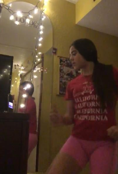 Dance Angelica Dominguez Distance Learning