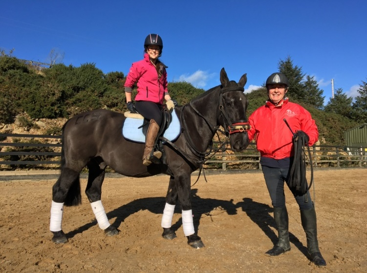 Lessons in Horse Riding Dublin and Wicklow