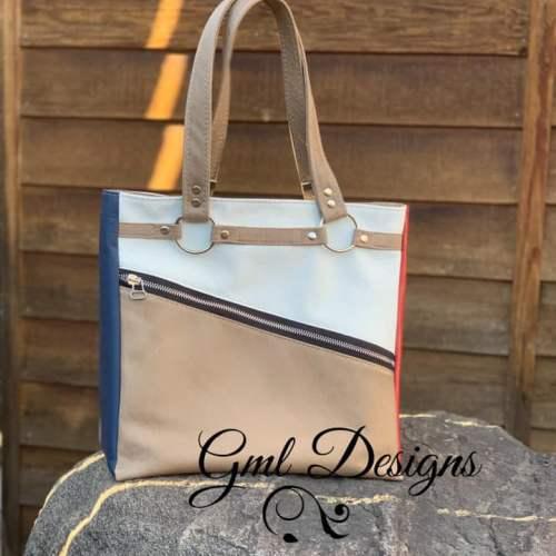 Lomexa Handbag - Made by GML Designs