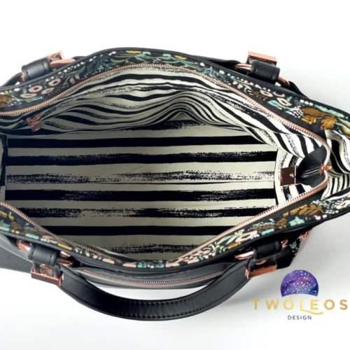 Lomexa Handbag Lining - Made by Two Leos