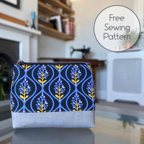 Idexa Pouch - Free PDF Sewing Pattern