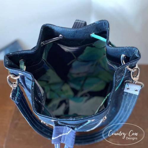 Deyjon Bucket Bag Convertible Backpack