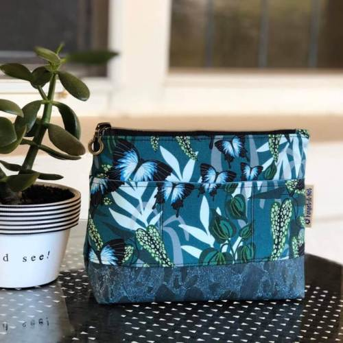 Idexa pouch made by Forget It Not Designs