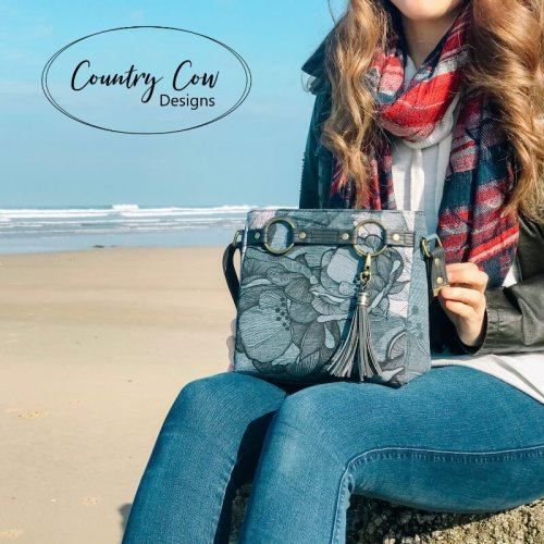 Momexa Bag by Country Cow Designs