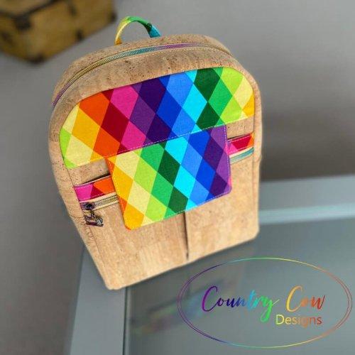 Rainbow Trekoda - Boxy Top Style