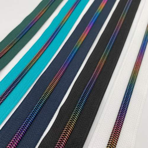 Rainbow Zip Tapes