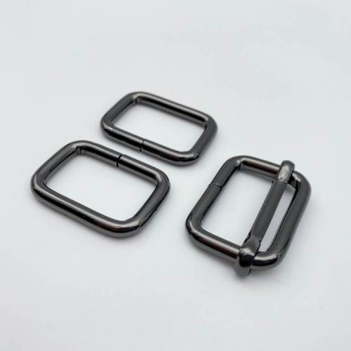 Vordenza Hardware Kit - Gun Metal Standard Strap Slider