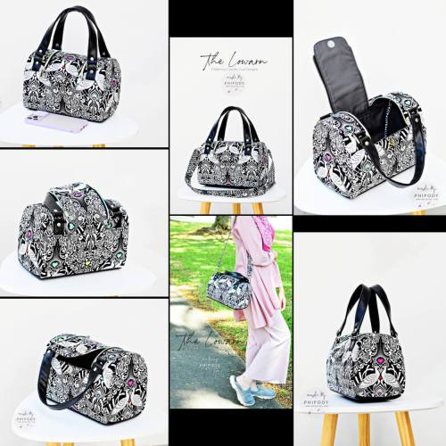Lowarn bag made by Chera Phipody
