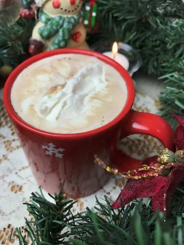 Rich & Creamy Hot Cocoa (THM-S, Sugar Free, Low Carb)
