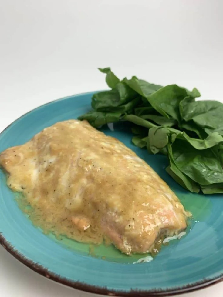 Easy Baked Salmon (THM-S)