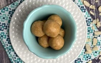 Strawberry Almond Truffles