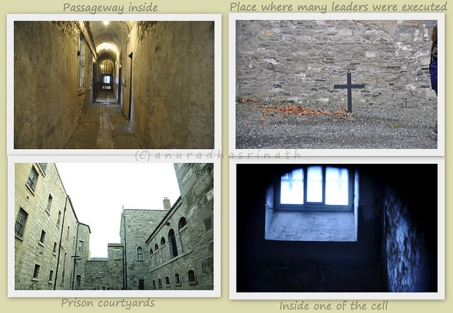 A visit to Kilmainham Gaol