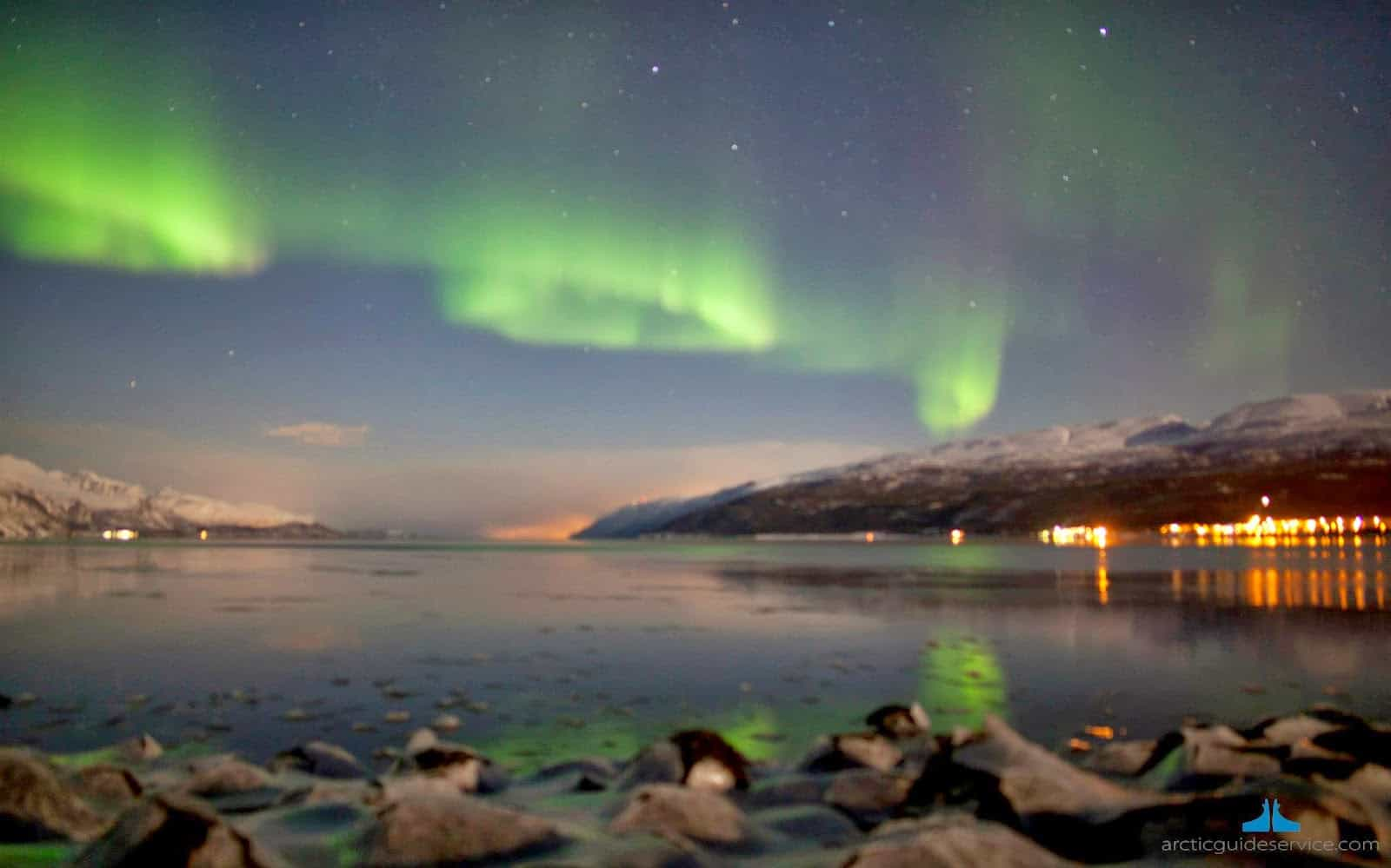 Northern Lights Tour with Arctic Guide Service