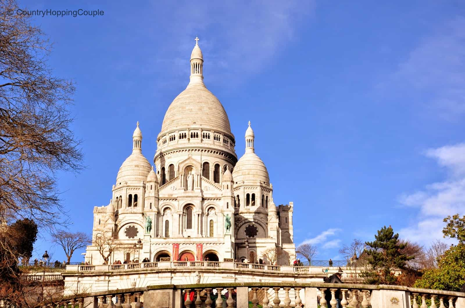 Monument Monday: Basilica of the Sacré Coeur