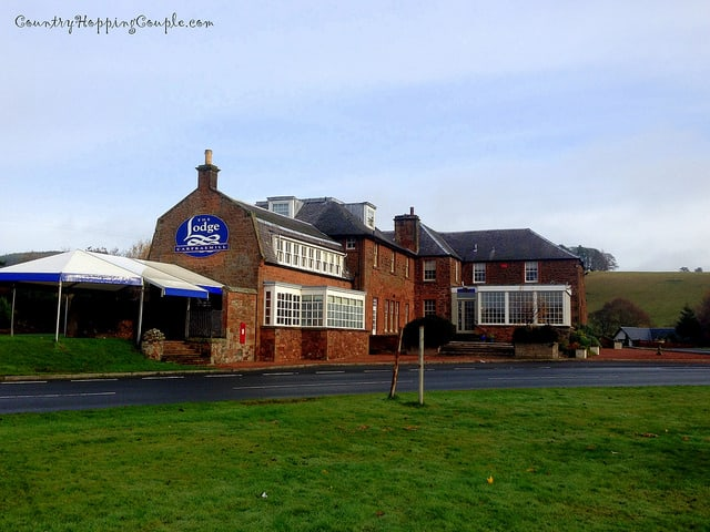 The Lodge CarfraeMill, Gateway into Scottish Borders