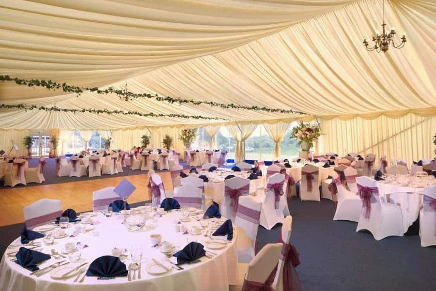 They Also Provide Bespoke Wedding Packages The Stunning Marquee Is Available For Weddings Which Can Host 150 300 Guests Picture Below