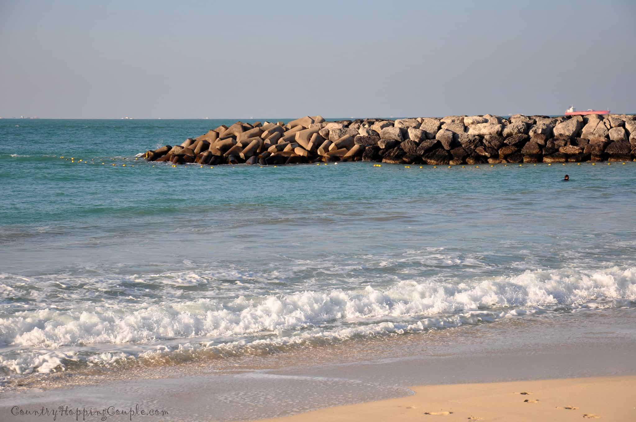 Al Mamzar Beach Park, an offbeat attraction in Dubai