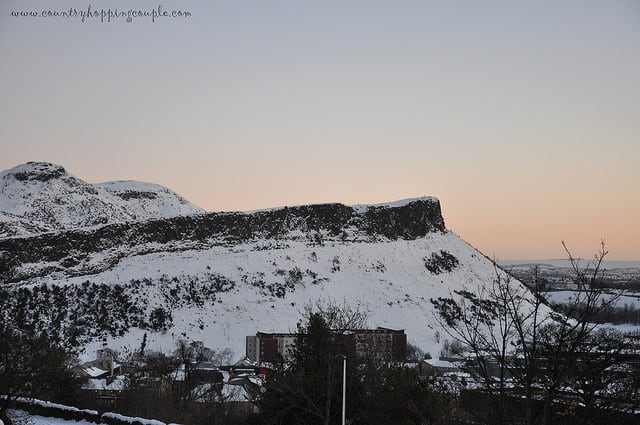 Photo Essay: Snowy Edinburgh