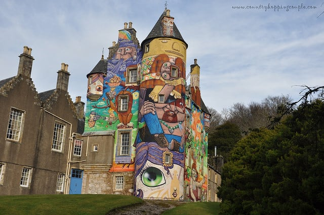 Kelburn Castle and Country Centre, Scotland