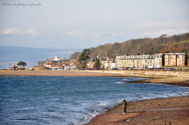 Explore Largs and surrounding regions of Western Scotland