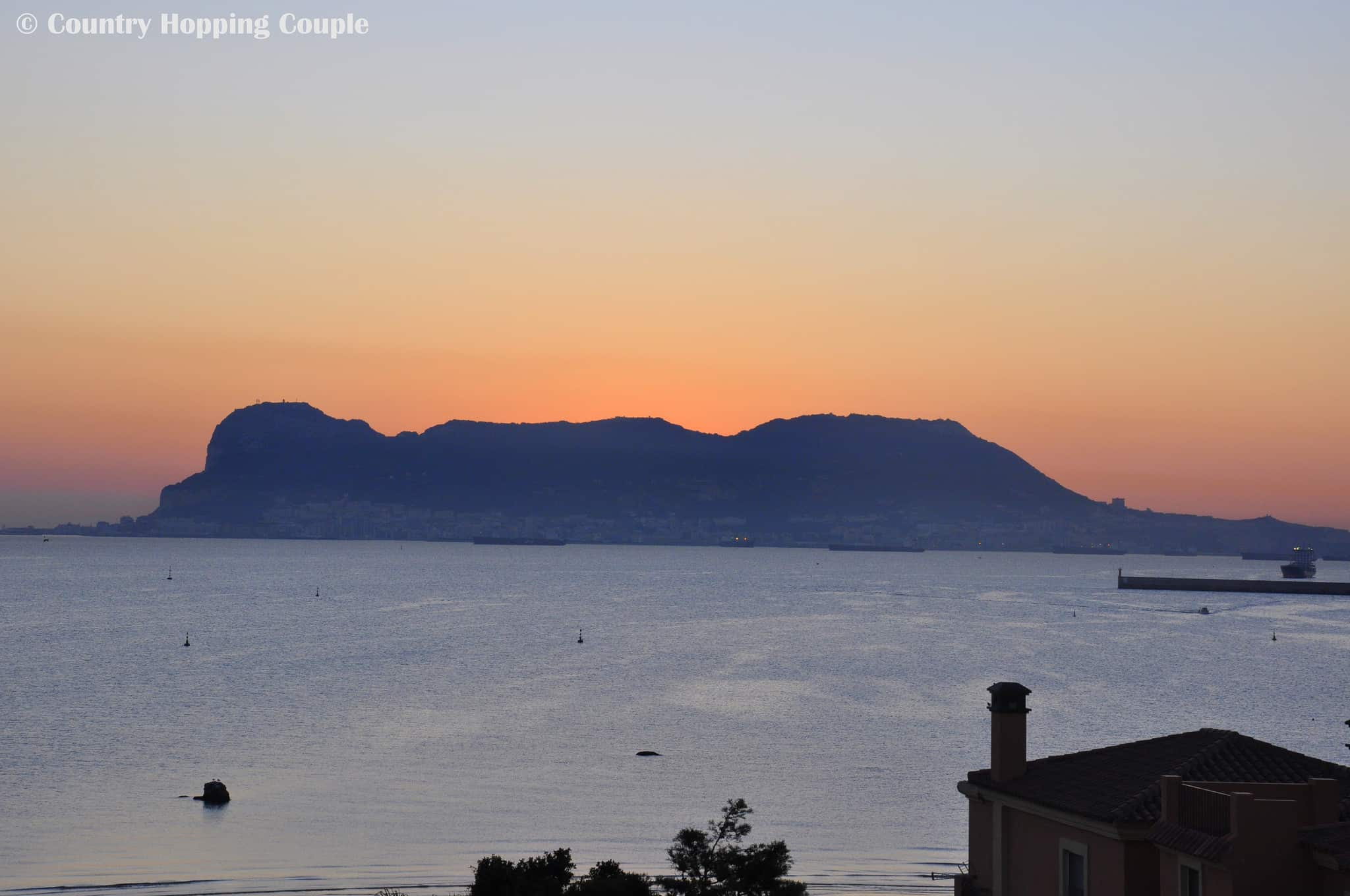 Photo Of The Week: Gibraltar at dawn