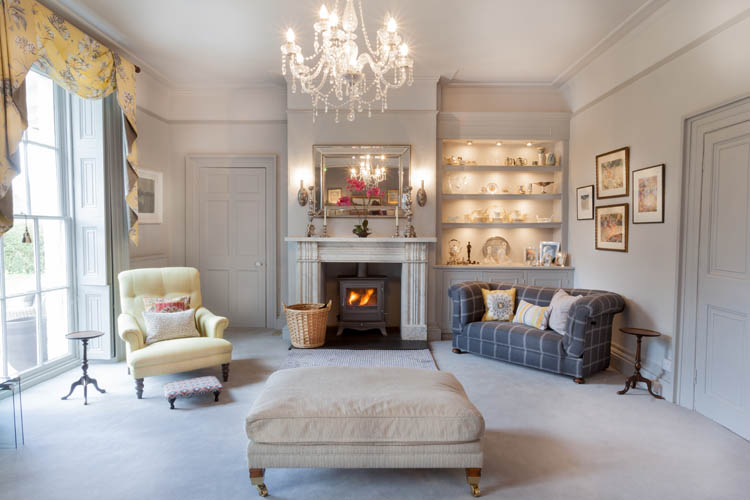 Victorian Country House By Country Knole InteriorsCountry