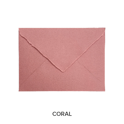sobre artesanal coral