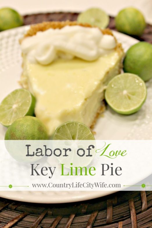 Key Lime Pie Recipe