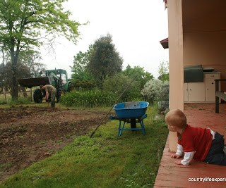 The Country Way To…. Prepare A Vegetable Garden