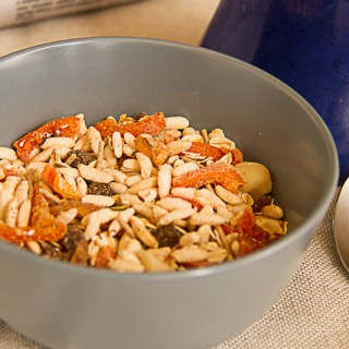Homemade Natural Muesli