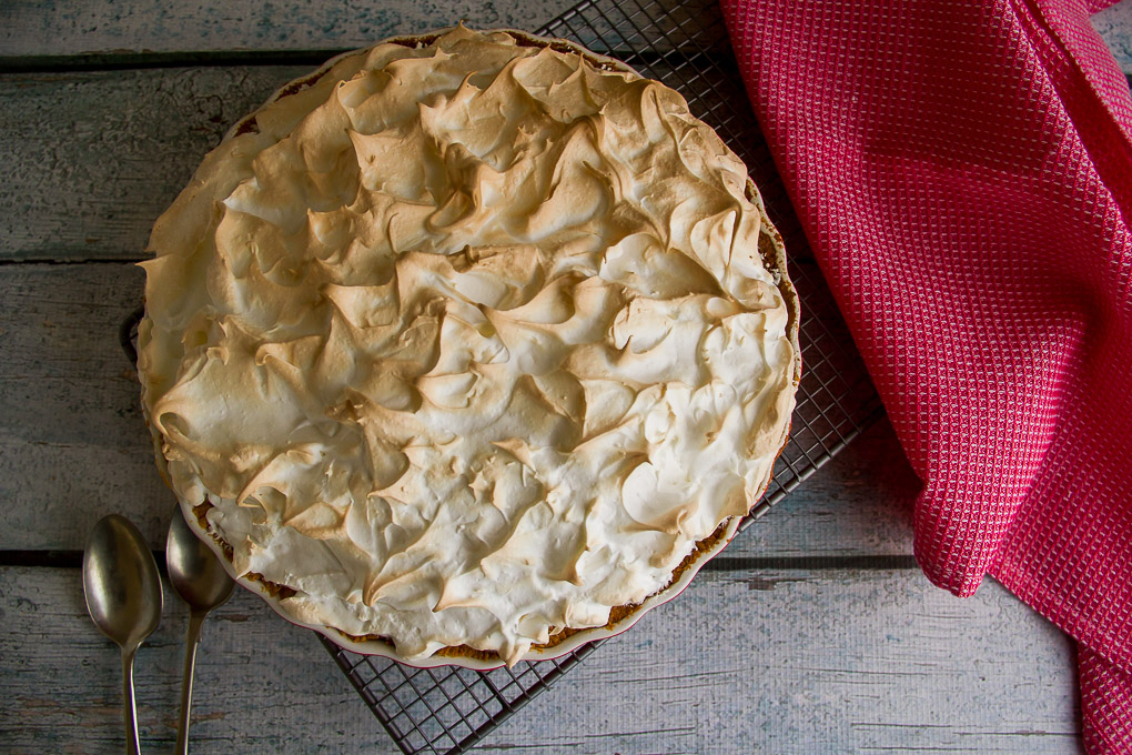 Rhubarb Meringue Pie-3