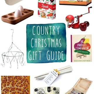 Country Christmas Gift Guide