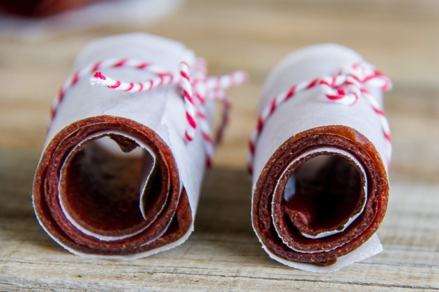 Home Made Fruit Rollups-3