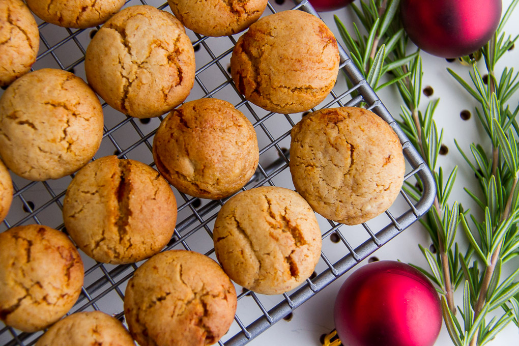Honey Spice Biscuits-2