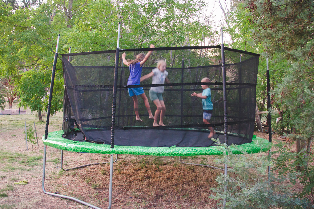 One Thing - The Trampoline-6