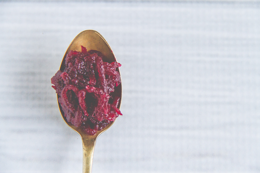 Spiced Beetroot Relish-3
