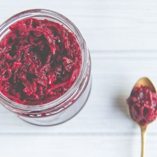 Spiced Beetroot Relish