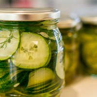 Pickled Cucumbers