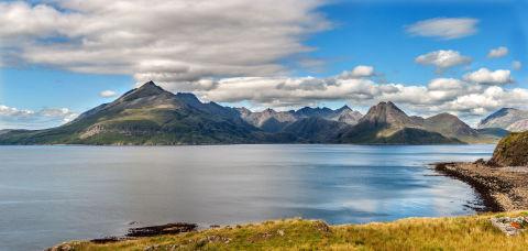 Maria Cottages - Elgol - Isola di Skye - Strutt e Parker - Cuillin