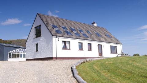 Maria Cottages - Elgol - Isola di Skye - Strutt e Parker - casa