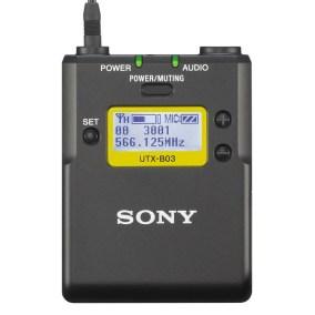 Sony UTX-B03