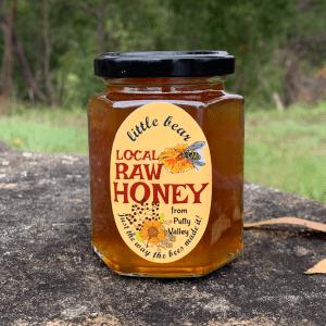 250g raw honey