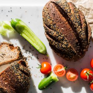 Wholegreen Seeded Gluten Free Bread