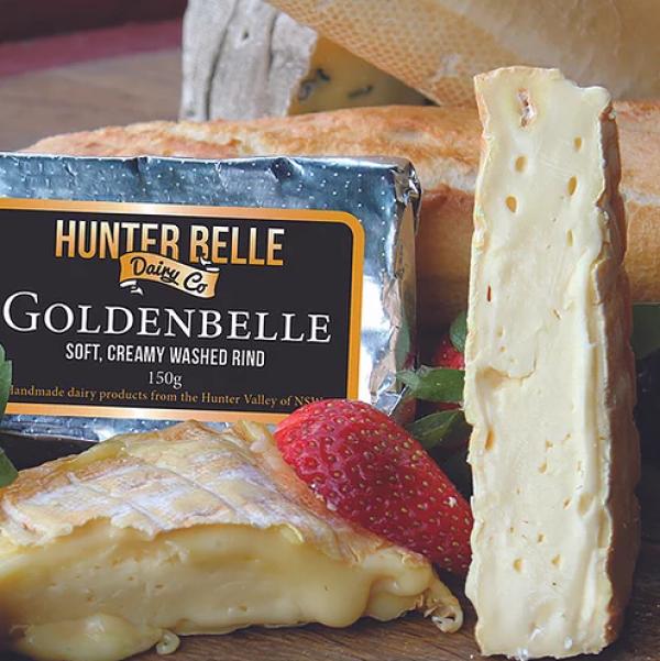 Goldenbelle Soft Creamy Washed Rind 150g Hunter Belle